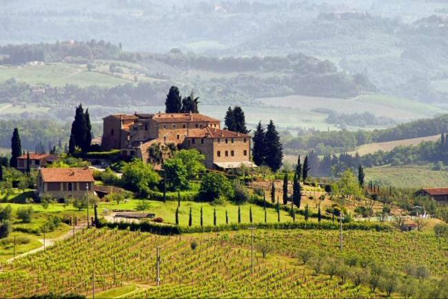 Tuscany/Florence
